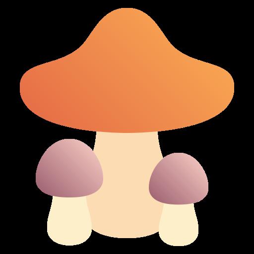 cogumelo  grátis ícone