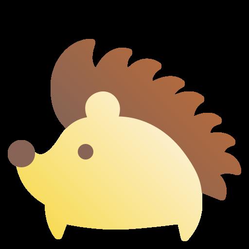 porco-espinho  grátis ícone