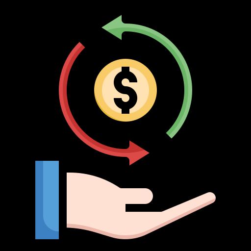 negócios e finanças  grátis ícone