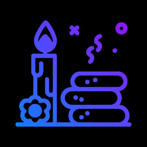aromathérapie  Icône gratuit