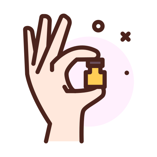 Эфирное масло  бесплатно иконка
