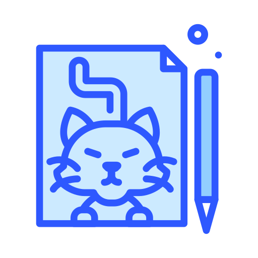 Drawing  free icon