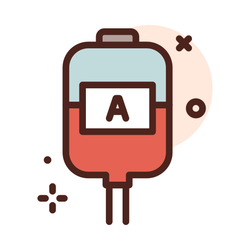 Группа крови  бесплатно иконка