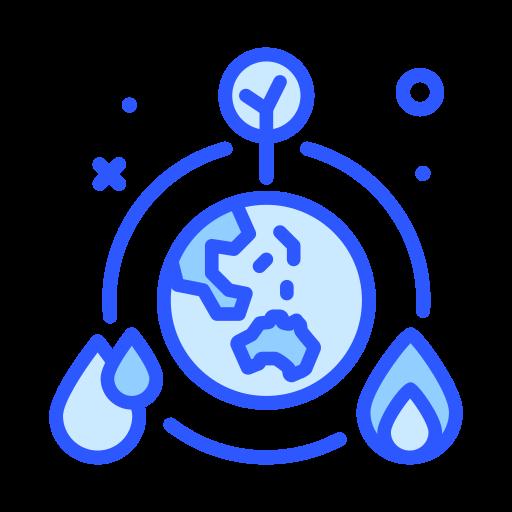 Elements  free icon