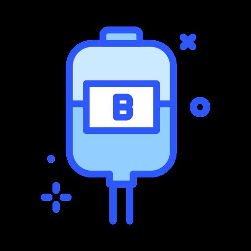 Blood type  free icon