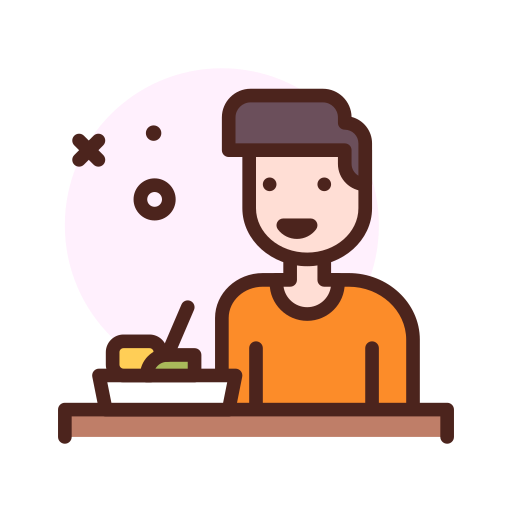 Meal  free icon