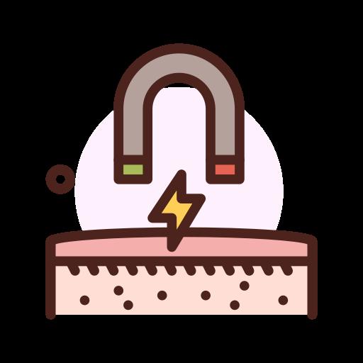 Электромагнит  бесплатно иконка