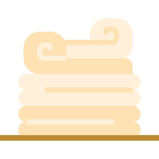 Банное полотенце  бесплатно иконка