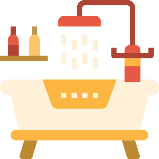Ванная комната  бесплатно иконка
