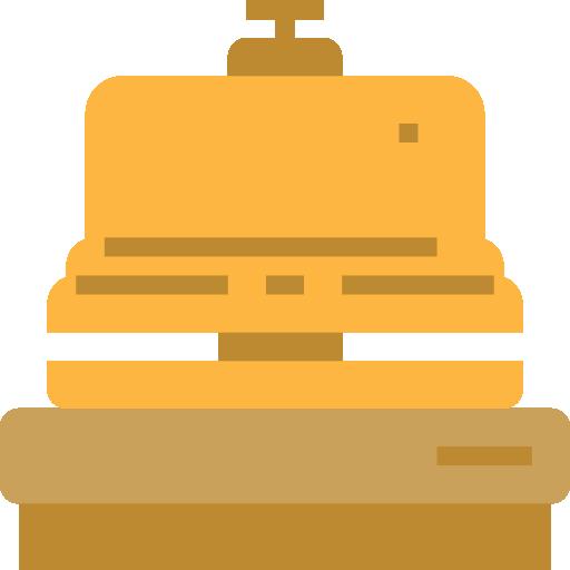 Колокол прием  бесплатно иконка