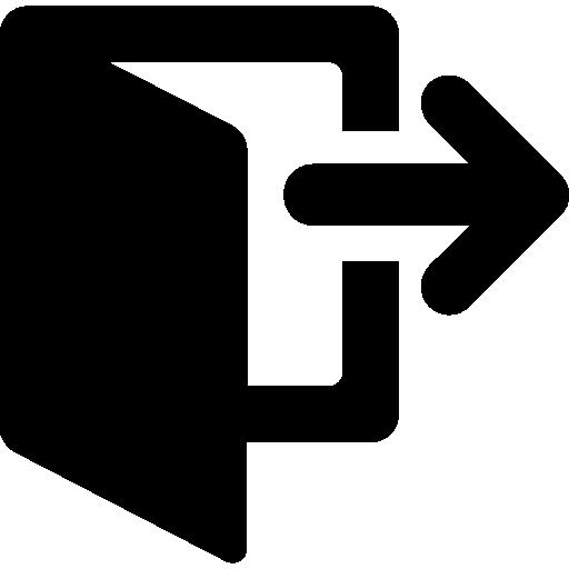 se déconnecter  Icône gratuit