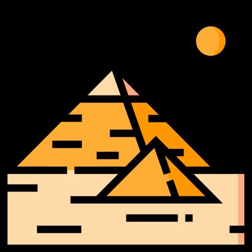 Пирамида  бесплатно иконка