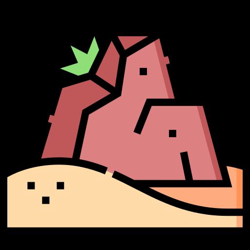 roche  Icône gratuit