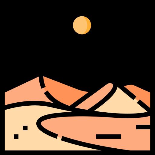 Dune  free icon