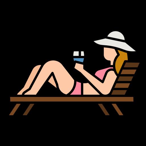 해변  무료 아이콘