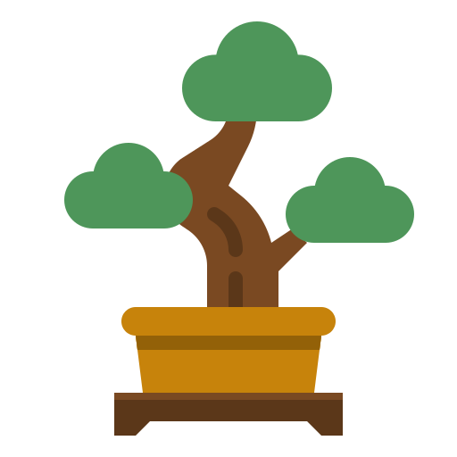 Bonsai  free icon