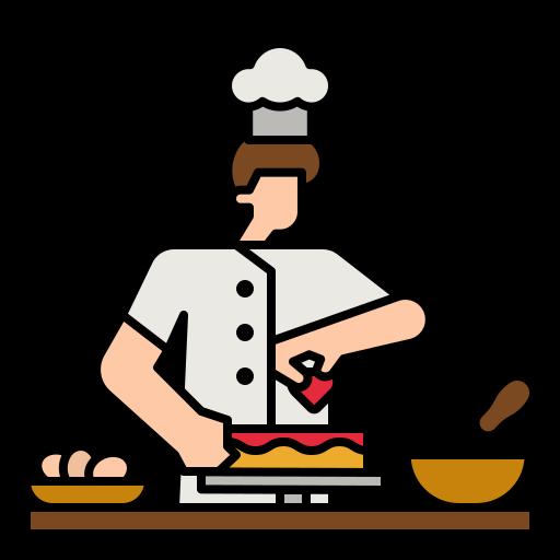 요리사  무료 아이콘