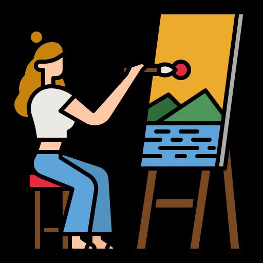 Рисование  бесплатно иконка