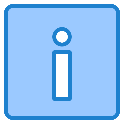 bouton d'informations  Icône gratuit