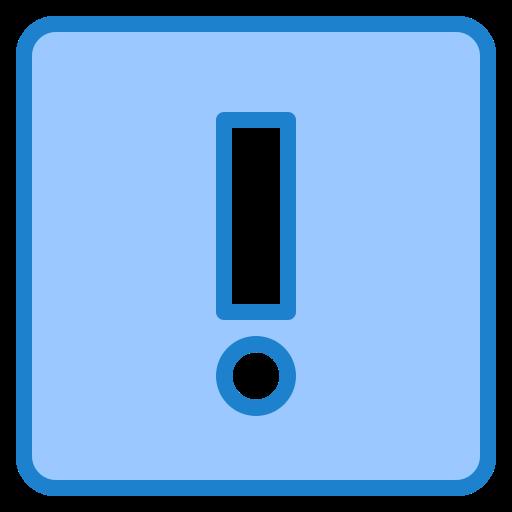 signe d'alerte  Icône gratuit