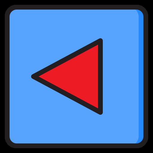 zurück-pfeil  kostenlos Icon