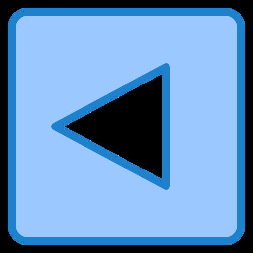 flèche de retour  Icône gratuit