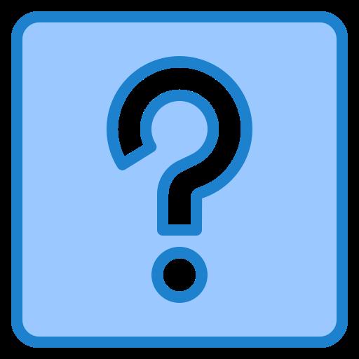 signe de question  Icône gratuit