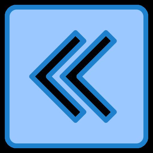 bouton gauche  Icône gratuit