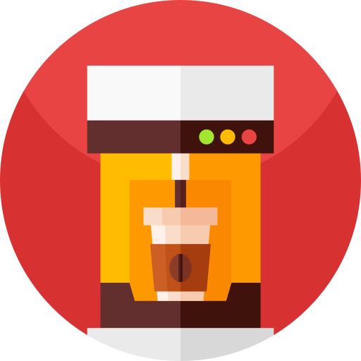 Coffee machine  free icon
