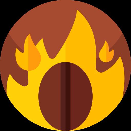 Roast  free icon