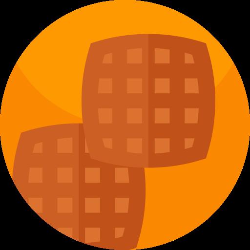 Waffle  free icon
