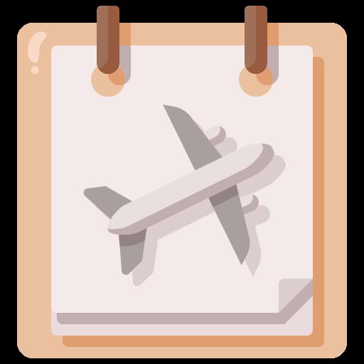 avión  icono gratis