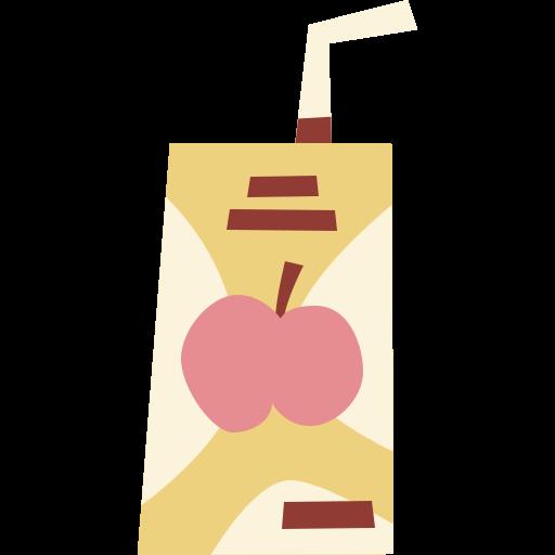caja de jugo  icono gratis