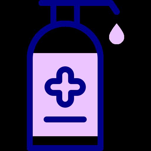alcohol en gel  icono gratis