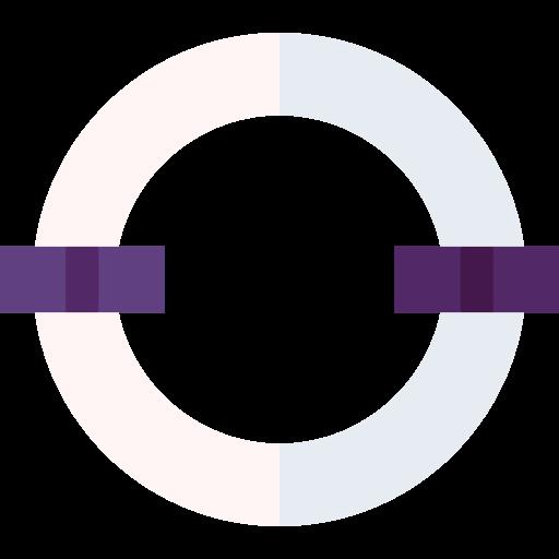 anillo de resistencia  icono gratis