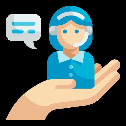 service clients  Icône gratuit