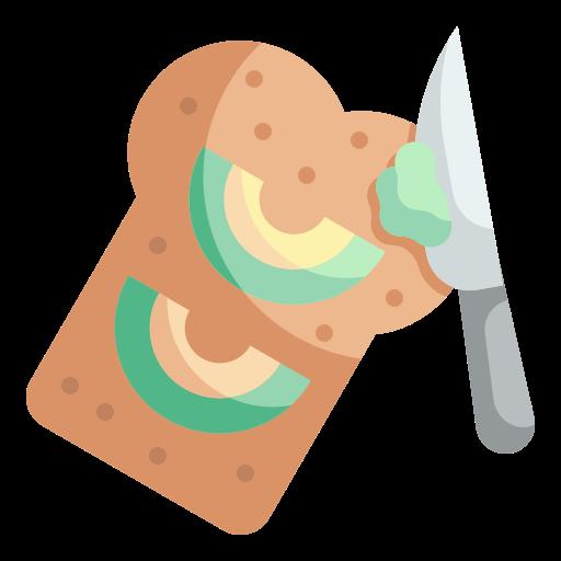 pain  Icône gratuit