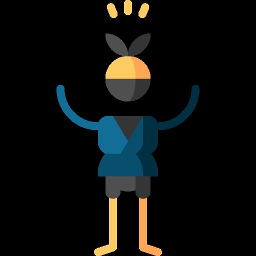 ninja  icono gratis