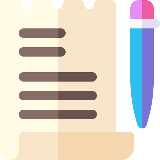 Scratch paper  free icon