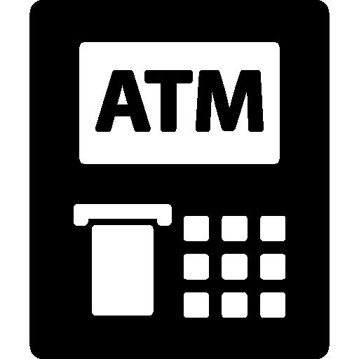 Банкомат  бесплатно иконка