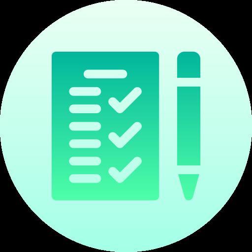 lista de tareas  icono gratis