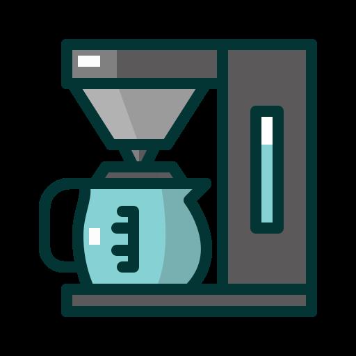 maquina de cafe  icono gratis