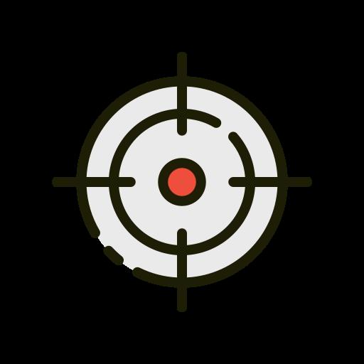 apuntar  icono gratis