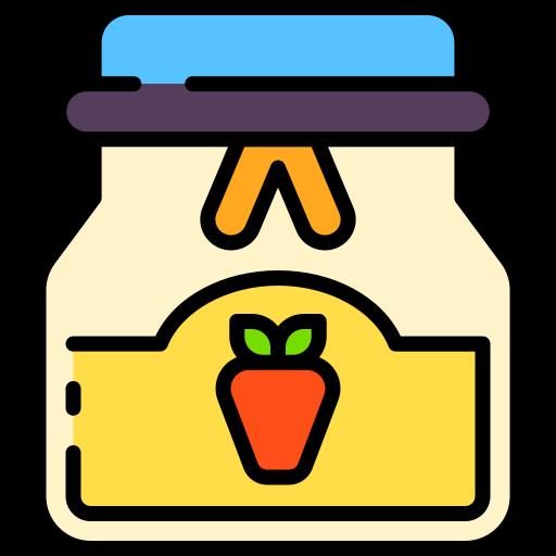 mermelada  icono gratis