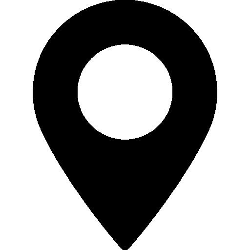 platzhalter gefüllter punkt  kostenlos Icon