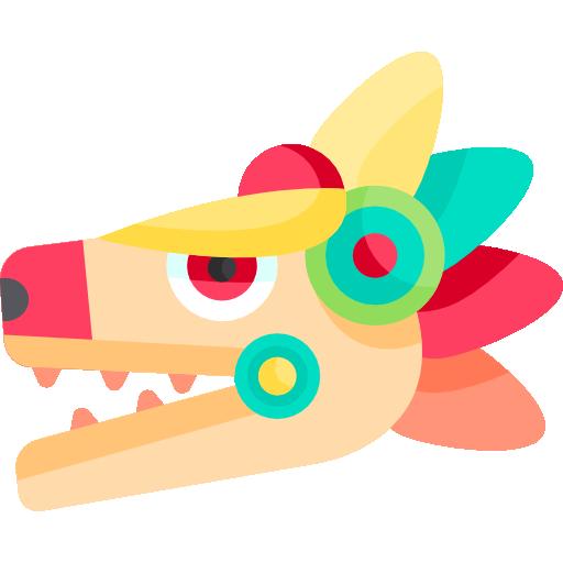 quetzalcoatl  icono gratis