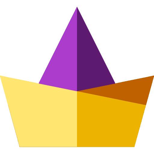 Origami  free icon