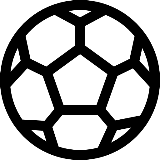 Soccer ball  free icon