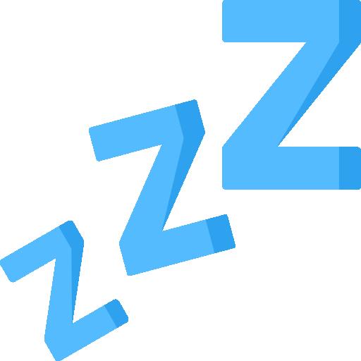 Zzz  free icon