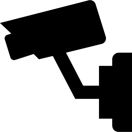 cctv  Icône gratuit